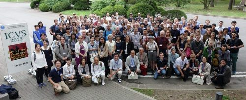 ICVS meeting 2015 in Sendai, Japan