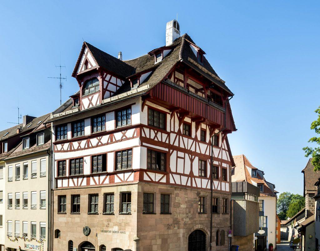 German Renaissance artist Albrecht Dürer's House (© Photo Uwe Niklas)